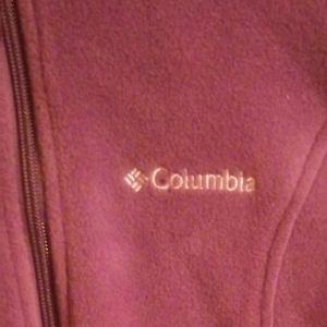 Columbia Tops - Women's Columbia Zip-Up
